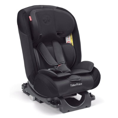 Cadeira Para Auto Fisher Price 0-36 Kg - All-Stages Fix - Preto