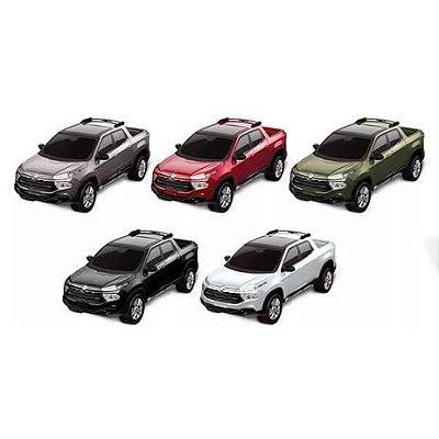 Caminhonete Pick-up Fiat Toro Roma Brinquedos-SORTIDO