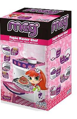 Fogão Infantil Magic Toys Master Chef
