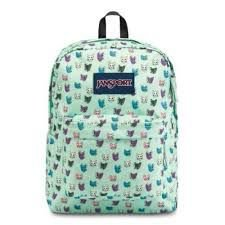 Mochila JanSport Superbreak  Brook Green Cool