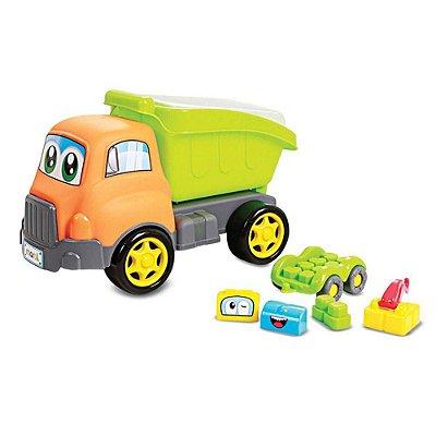 Carrinho Truck Escavadeira  Maral