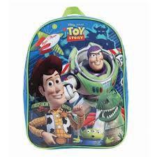 Dermiwil Mochila Easy Toy Story