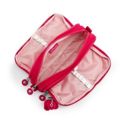 Estojo Gitroy Rosa True Pink Kipling