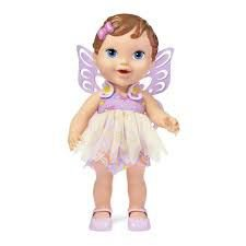 Boneca Baby Collection Fada
