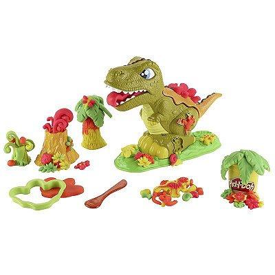 Massa de Modelar - Play-Doh - Rex Dinossauro - Hasbro