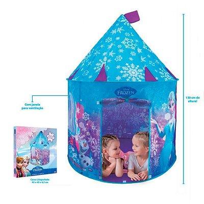Barraca Portátil Castelo Da Frozen - Zippy Toys