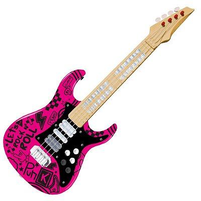 Toyng Guitarra Elétrica Infantil Show