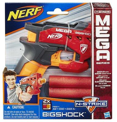Nerf Mega - Big Shock - N Strike - Hasbro
