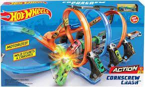 Hot Wheels Pista Conjunto de Loops Mattel