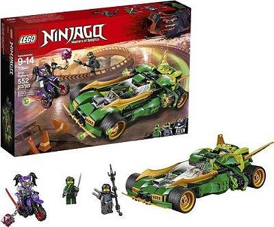 LEGO Ninjago Ninja Noturno - 552 Peças