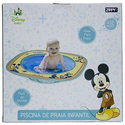 Piscina Praia Infantil Zippy Toys Mickey PP19MC - Azul