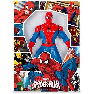 Boneco de Gigante - 45 Cm - Disney - Marvel - Spider-Man Revolution - Mimo
