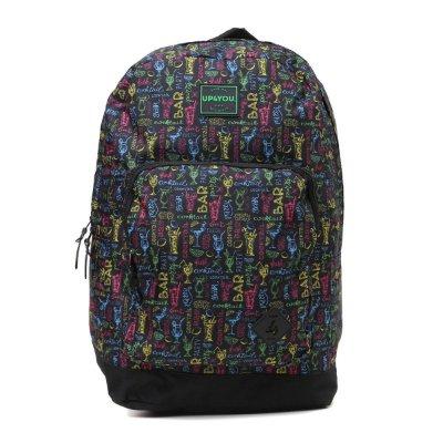 Mochila Up4You Drinks - Preto