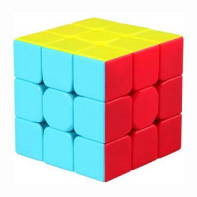Brinquedo Educativo Cubo Mágico 3×3