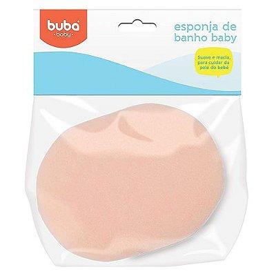 Esponja de Banho Rosa - BUBA