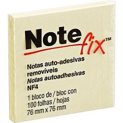 Notefix Nfx4 100 Folhas 76x76mm - 3M