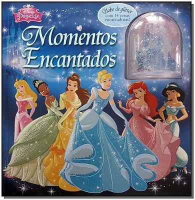 Livro Disney Princesa: Momentos Encantados