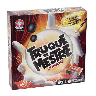 Jogo Truque de Mestre Brinquedos - Estrela
