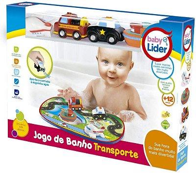 Jogo De Banho - Transporte