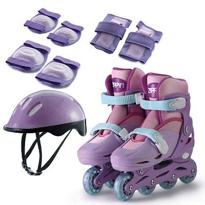 Zippy Toys Kit Patins In Line Ajust