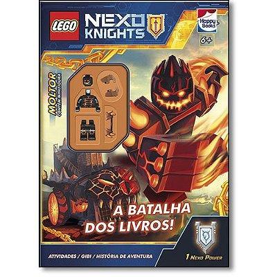 Batalha Dos Livros, A - Lego Nexo Knights-lnc-802- sortido