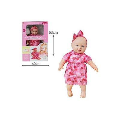Boneca bebê faz xixi - Bambola
