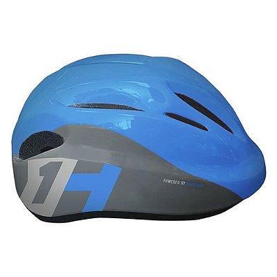 Capacete Bike Infantil High One New Piccolo Tamanho P Azul