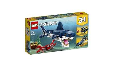 LEGO Creator - Modelo 3 Em 1: Criaturas do Fundo do Mar