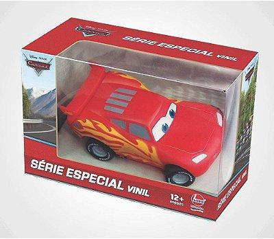 Carro de Vinil Serie Especial Mcqueen Lider 2591