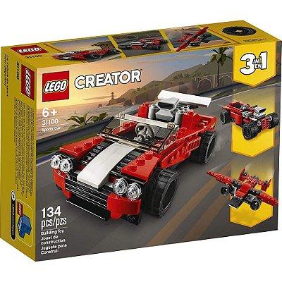 LEGO Creator - Carro Esportivo -LEGO 31100 Lego