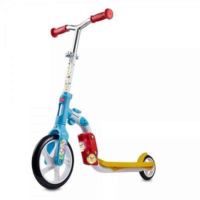 Patinete E Bicicleta De Equilíbrio 2 Em 1Fischer Price