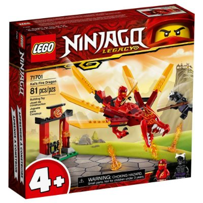 LEGO Ninjago - Dragao do Fogo do Kai