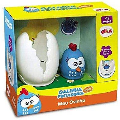 Novo Brinquedo Galinha Pintadinha Mini Meu Ovinho