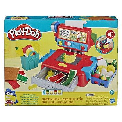 Conjunto Play Doh Caixa Registradora - E6890 - Hasbro