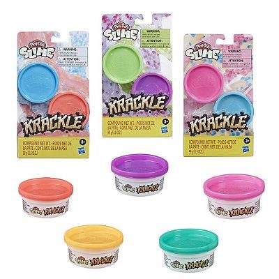 Conjunto de Slimes - Play-Doh - Sortido - 90 gramas - Hasbro