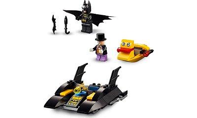 LEGO Super Heroes DC - Perseguição ao Pinguim no Batbarco!