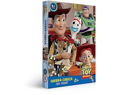 Quebra-cabeça Toy Story 4 –  100 peças