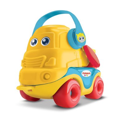 Meu Caminhãozinho Transformers Baby Playskool Divertoys- Sortido