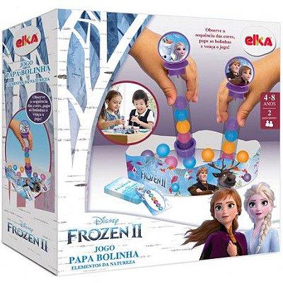 Jogo Papa Bolinha Frozen 2