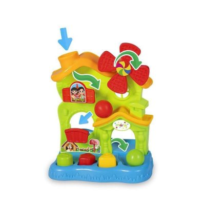 Play Home Ball Caixa - Maral 1176