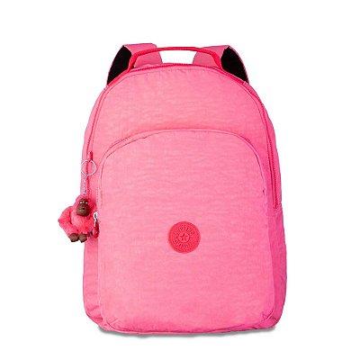 Mochila Kipling Gouldi Fiesta Pink