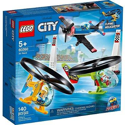 LEGO City - Corrida Aérea - 60260