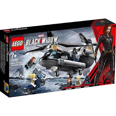 LEGO Super Heroes Marvel - Perseguição de Helicóptero da Viúva Negra