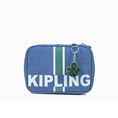 Estojo Kipling 100 pens - Artistic Bl Str