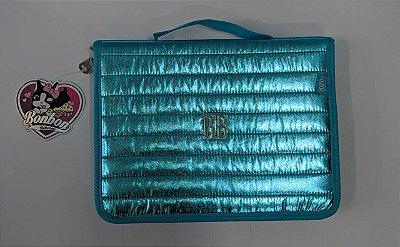 Estojo Rebecca Bonbon 96 Pens | Azul | RB3196