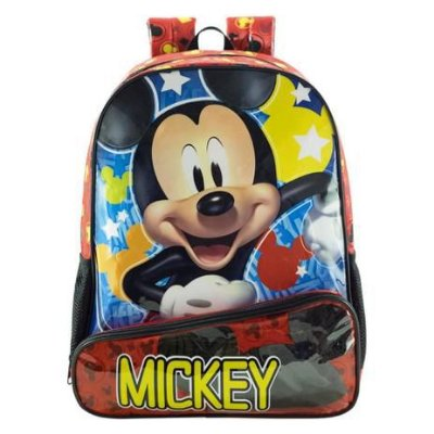 Mochila Costas Mickey Mouse Hey