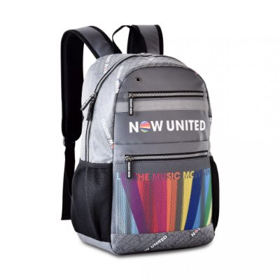 Mochila Oficial Now United | NU3258
