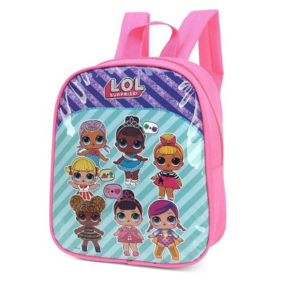 Mochila Infantil Escolar Lol Surprise  - Luxcel