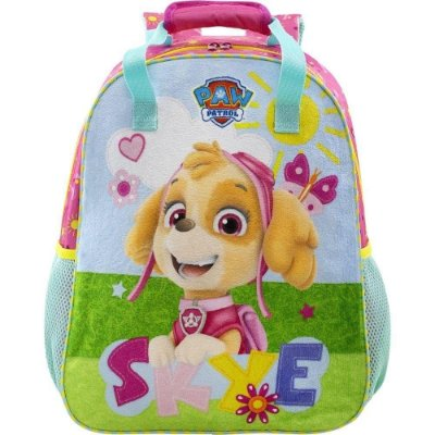 Mochila Infantil Costas Patrulha Canina Skye Happy Day Grand