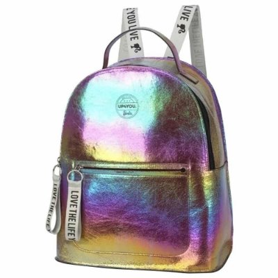 Mochila Juvenil Up4you Barbie Bronze Ms45803up Luxcel